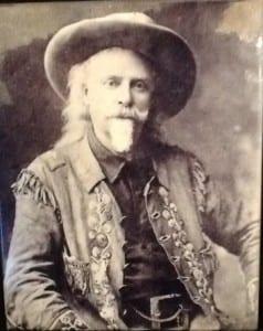 Buffalo Bill | David Barry photography | Douglas County Historical Society