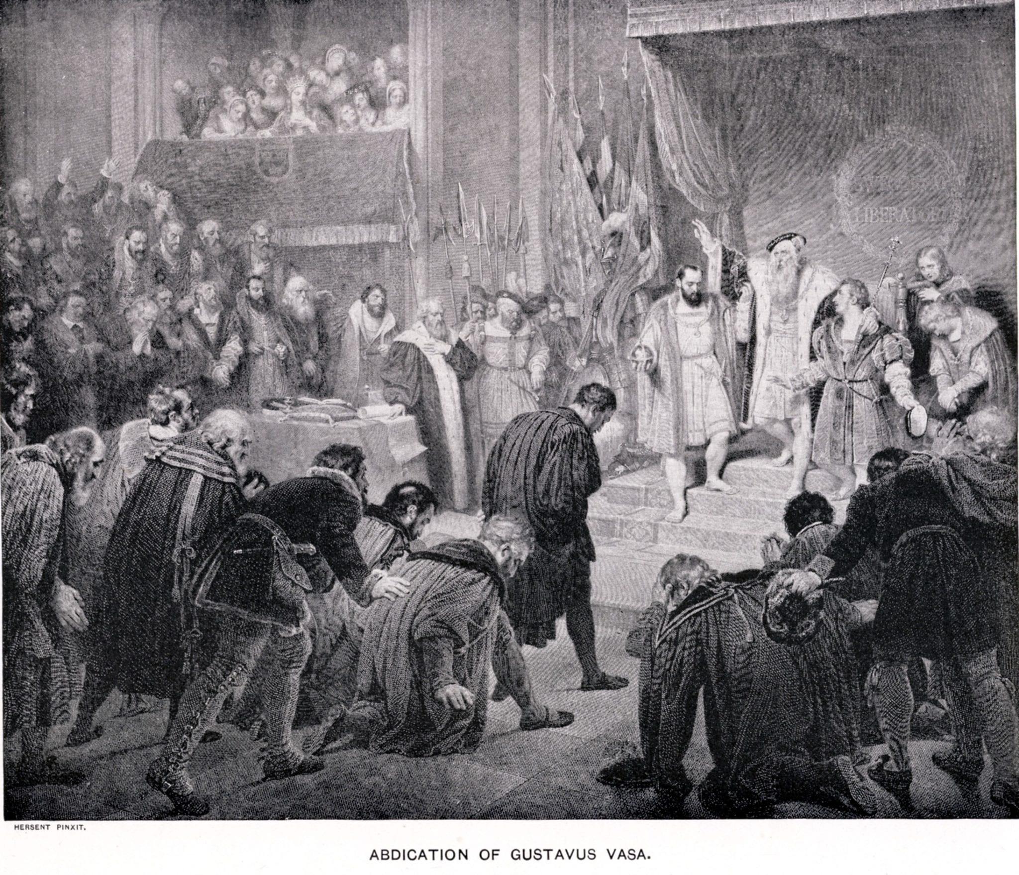 Pic 1 – Abduction of Gustavus Vasa