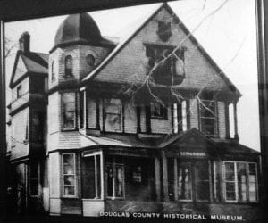 A. A. Roth Home   Douglas County Historical Society