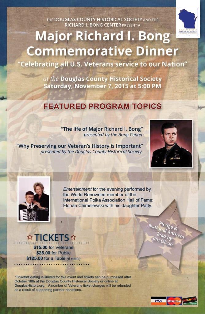 Veterans Dinner Poster 2 - DCHS