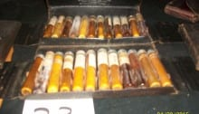 Medical exhibit on Dr. L.A.Potter, his instruments and times!!!!