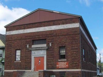 Vasa Temple   Douglas County Historical Society