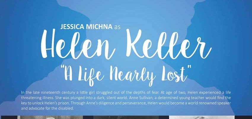 Helen Keller – A Life Nearly Lost