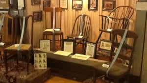 Webster Chairs | Douglas County Historical Society