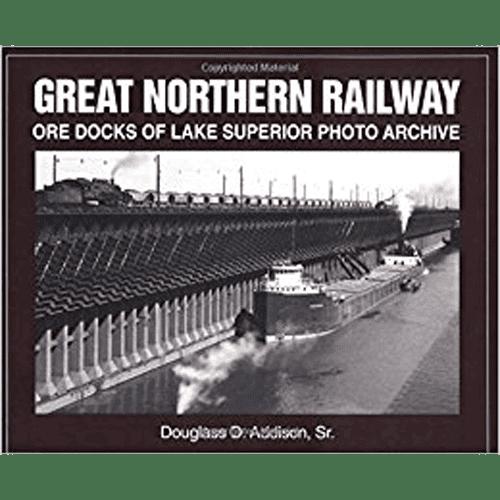 Great Northern Railway - Ore Docks of Lake Superior Photo Archive - Douglas O. Addison, Sr. - Douglas County Historical Society