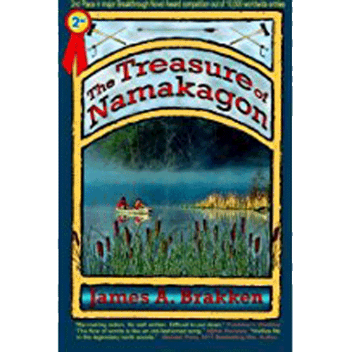 The Treasure of Namakagon - by James A. Brakken – Douglas County Historical Society