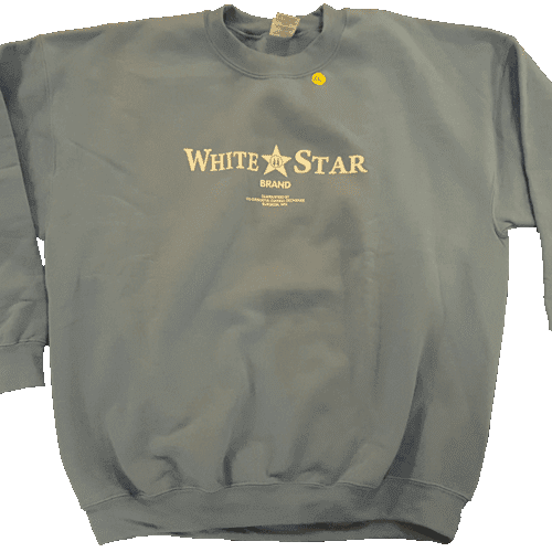White Star Lines - Sweatshirt - Douglas County Historical Society