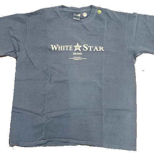 White Star Line - T-Shirt - Douglas County Historical Society