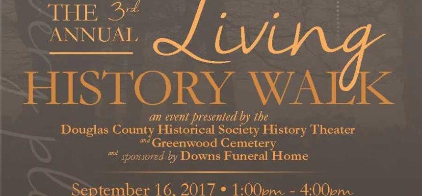 Living History Walk 2017