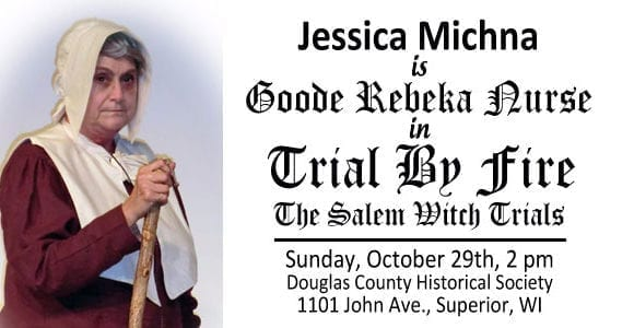 Goode Rebeka Nurse: Trial By Fire – The Salem Witch Trials