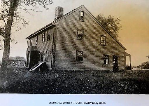 Jessica Michna Rebekka Goode house in Danvers Mass