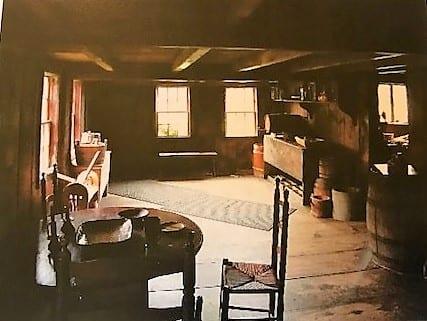Jessica Michna interior of house