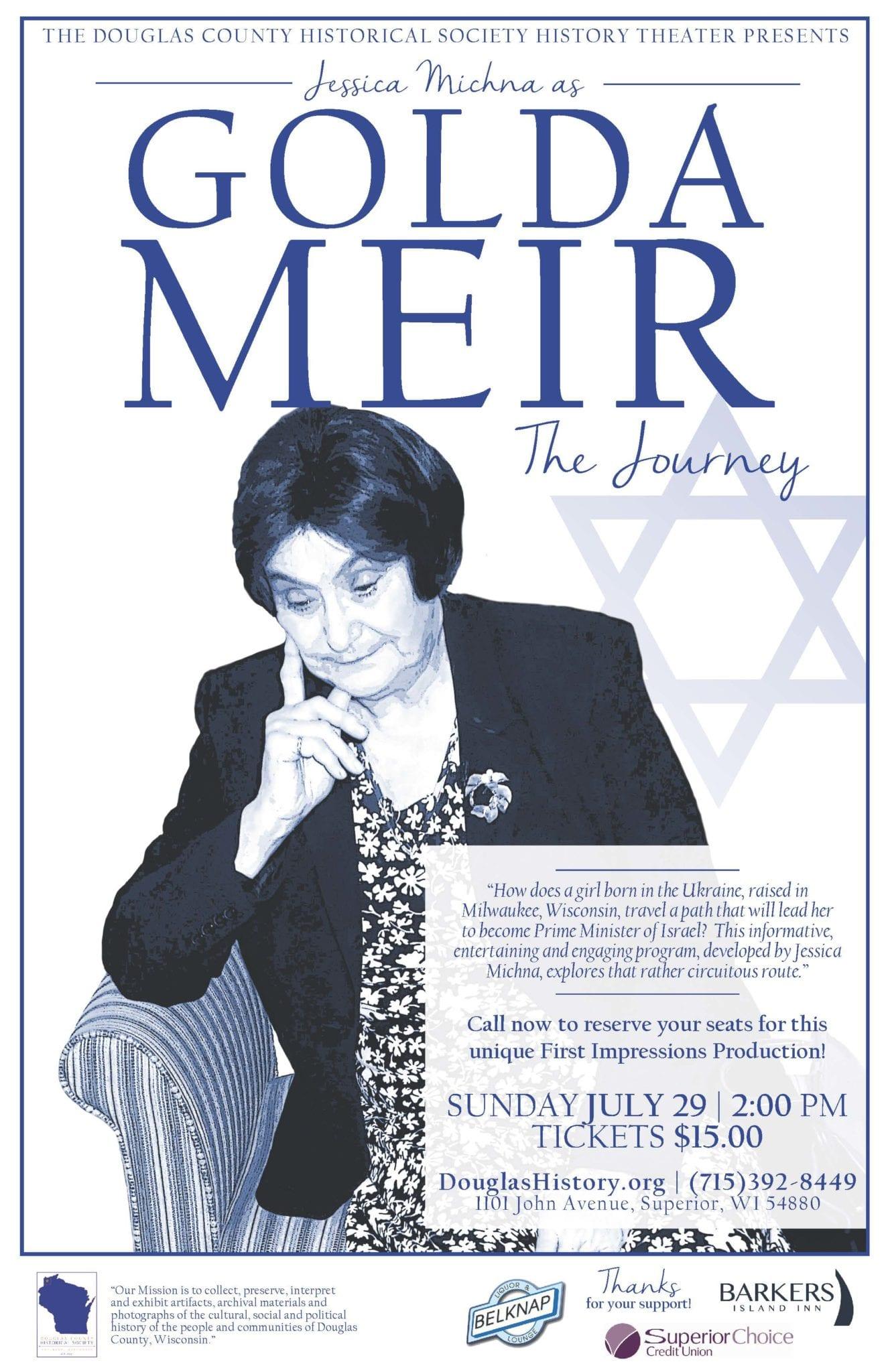 Golda Meir DCHS