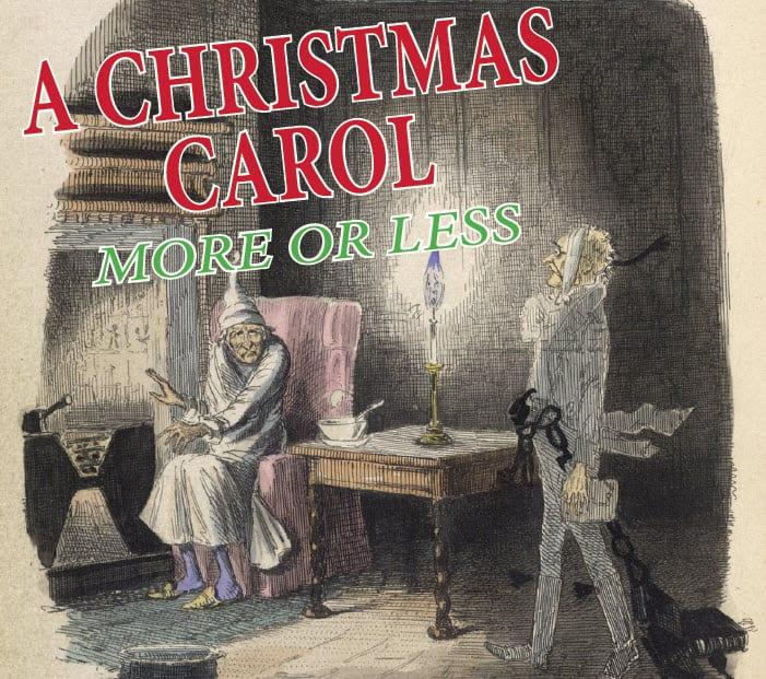 christmas carol poster photo