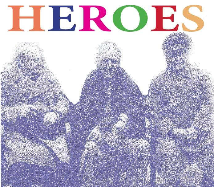heros poster photo